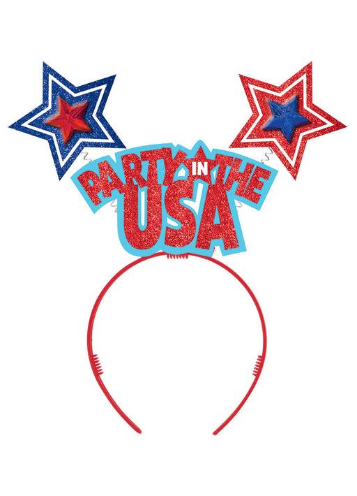 Party In The USA Headband