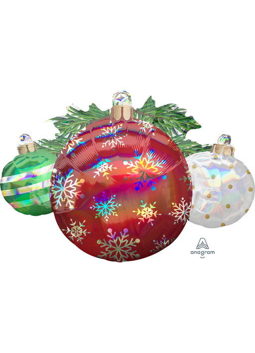 Christmas Decorations SuperShape Balloon