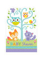 Woodland Welcome Invitations 8pk