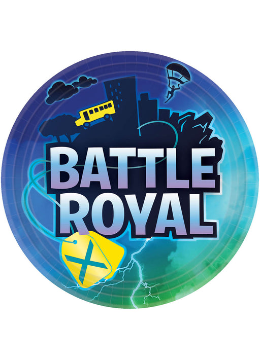 Battle Royal Plates 8pk