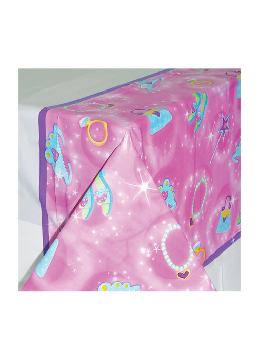 Princess Party Table Cover