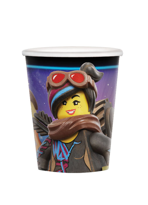 Lego Movie 2 Cups 8pk