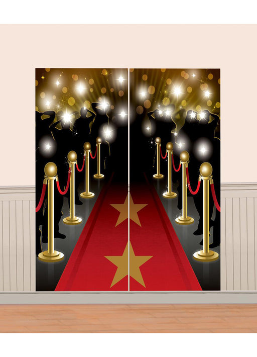 Hollywood Wall Decorating Kit
