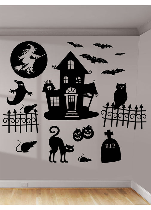 Halloween Wall Art Kit