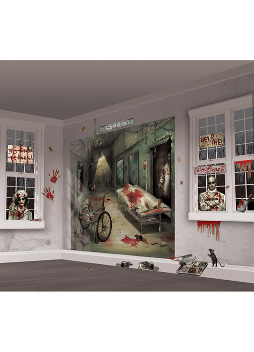 Sinister Surgery Wall Decorating Kit