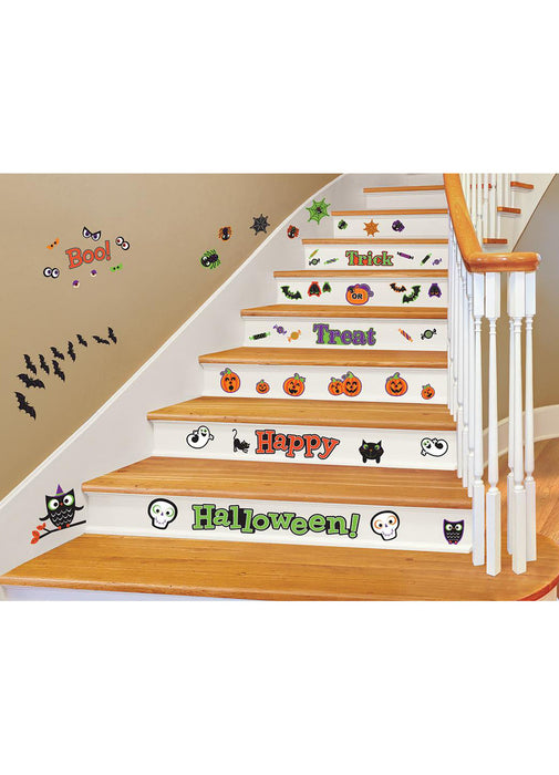 Halloween Wall Decal Kit