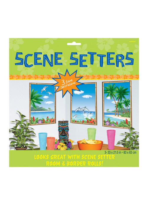Scene Setters Window View Add-On