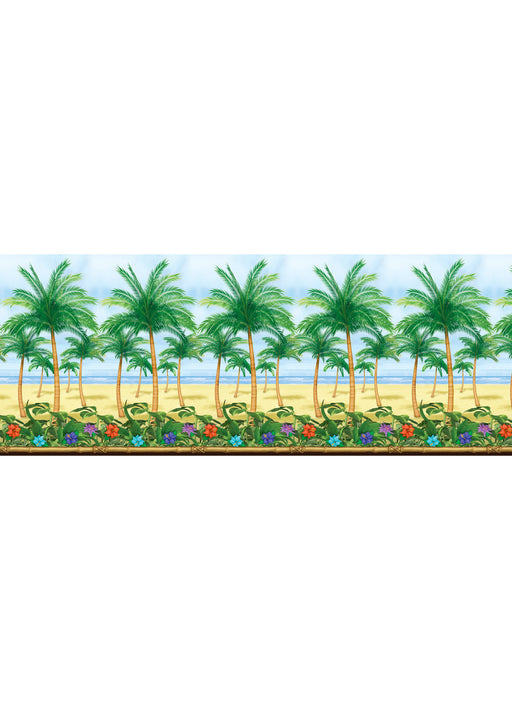 Scene Setters Tropical Paradise Room Roll
