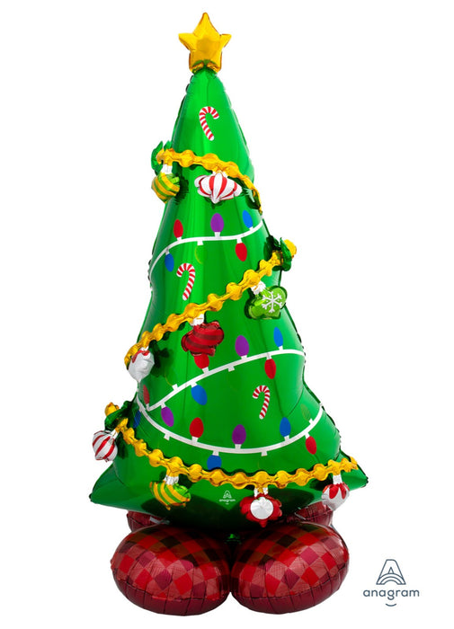 Christmas Tree Airloonz Balloon