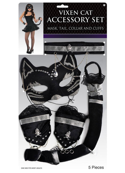 Vixen Cat Set