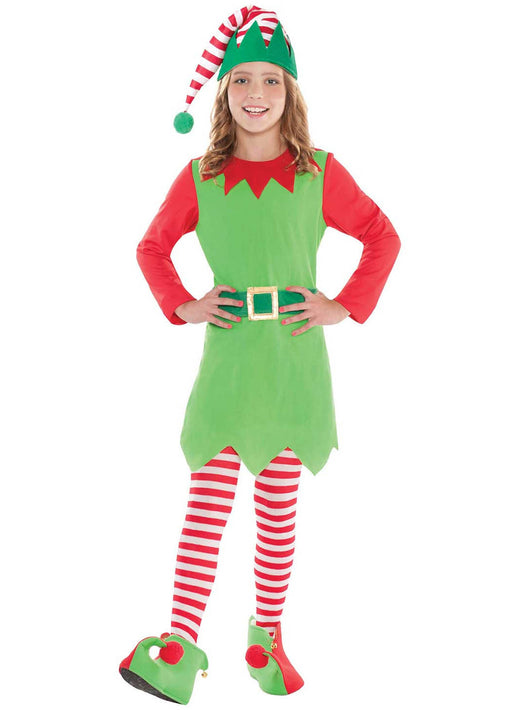 Merry Elf Costume Child