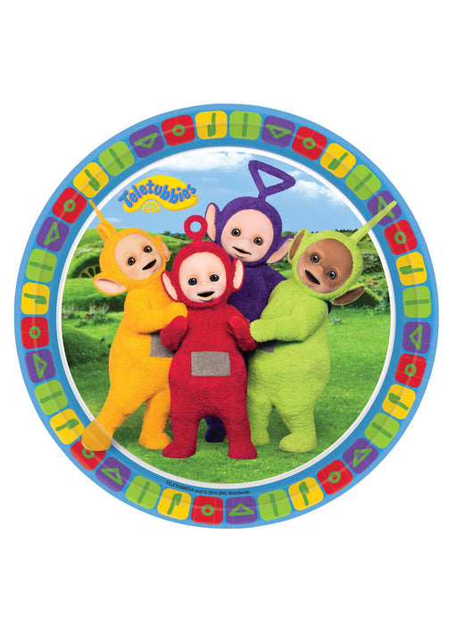 Teletubbies Plates 8pk
