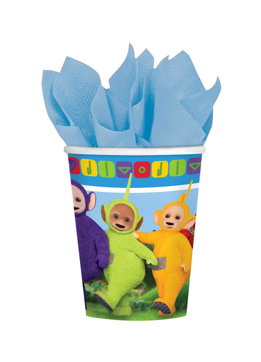 Teletubbies Cups 8pk