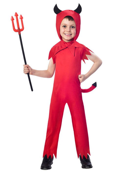 Devil Boy Costume Child