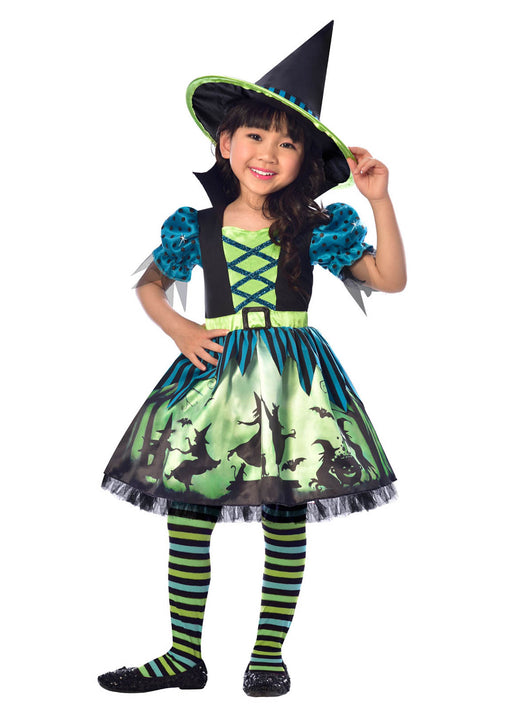 Hocus Pocus Witch Costume Child