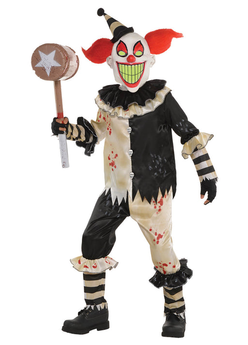 Carnival Nightmare Clown Child