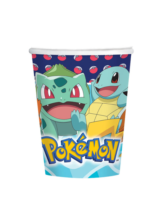 Pokemon Party Cups 8pk
