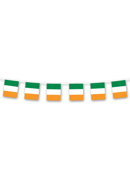 Small Irish Flag Bunting