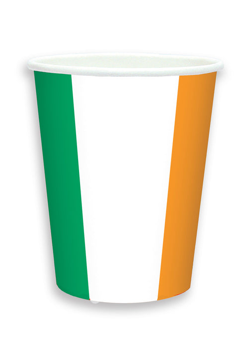 Ireland Party Cups 8pk