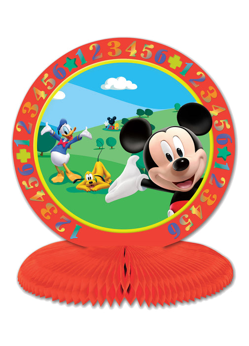 Mickey Mouse Party Table Centrepiece