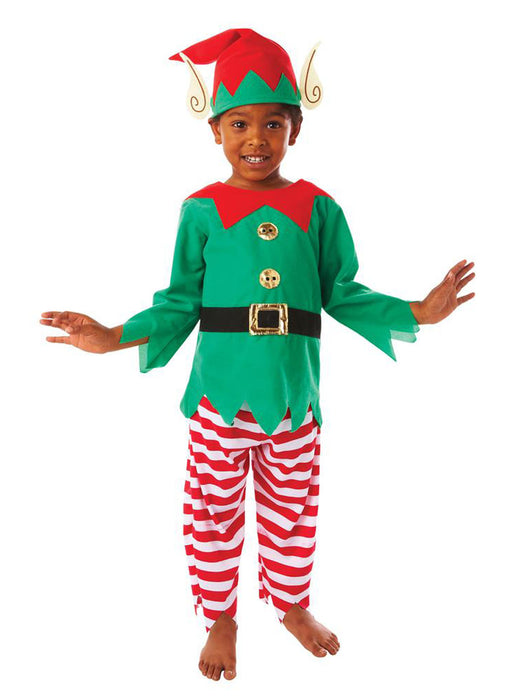 Santa's Elf Costume Child