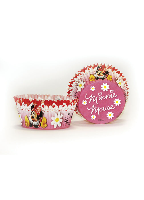 Minnie Mouse Party Cupcake Cases 50pk