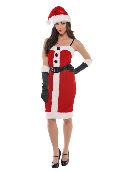Jolly Holly Costume Adult