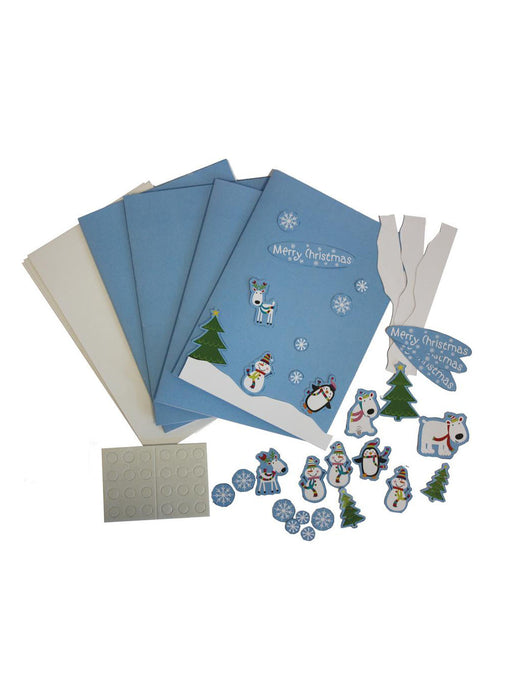 Joyful Snowman Card Making Kits