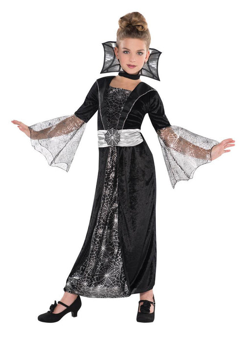 Dark Countess Costume Child