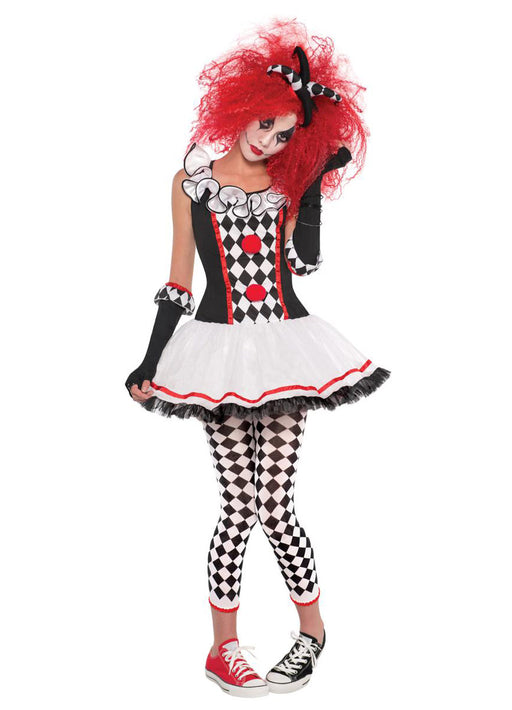 Harlequin Honey Costume Child