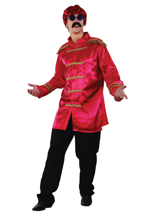 Sergeant Pepper Red Jacket