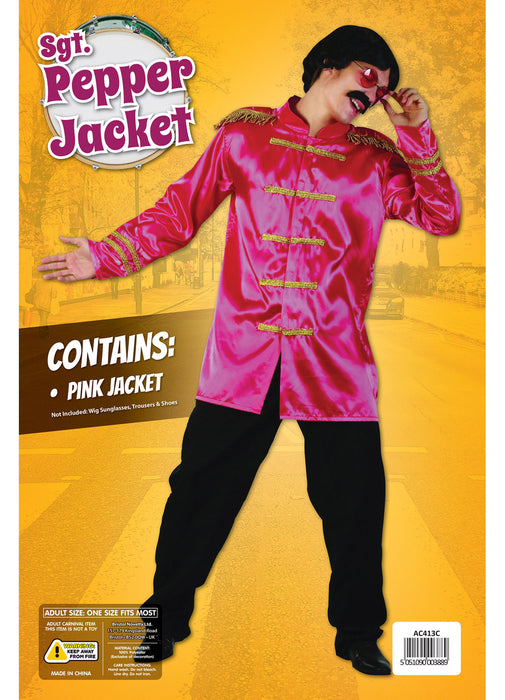 Sergeant Pepper Pink Jacket