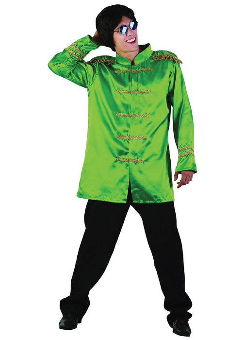Sergeant Pepper Green Jacket