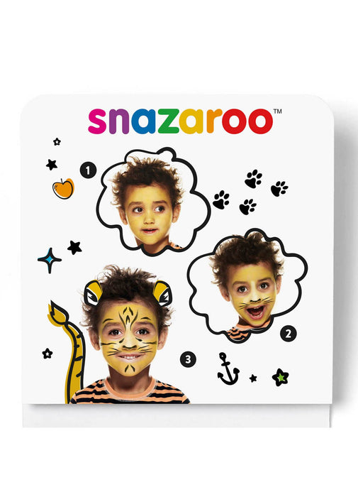 Snazaroo Tiger Mini Face Paint Kit