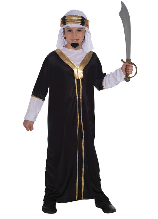 Sultan Costume Child