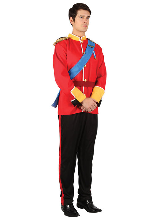 Handsome Prince Costume Adult