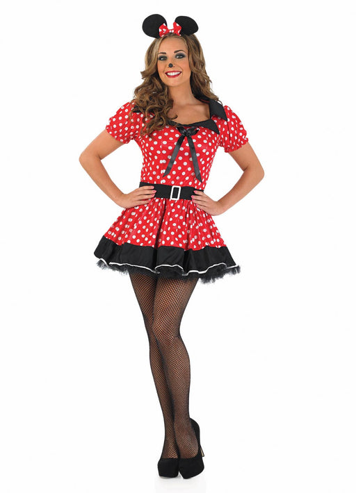 Missy Mouse Costume Adult