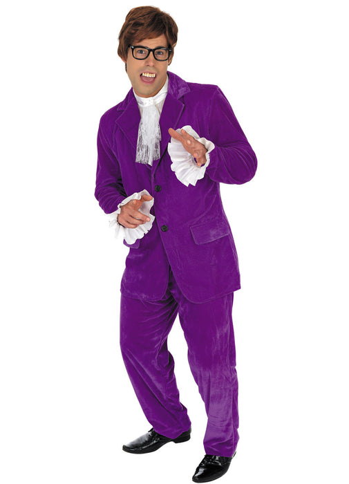 Austin Powers Costume Adult
