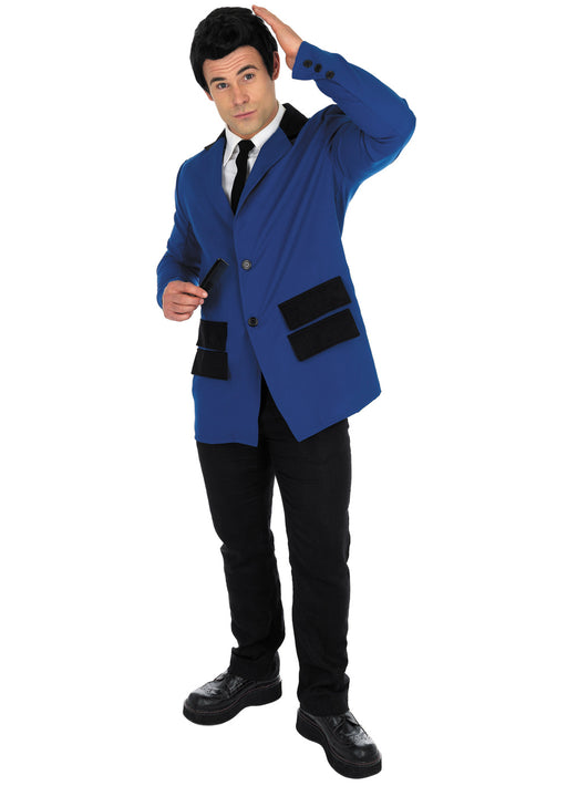 Blue Teddy Boy Adult
