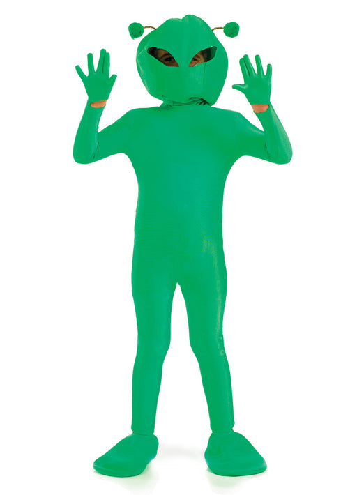 Alien Boy Costume Child