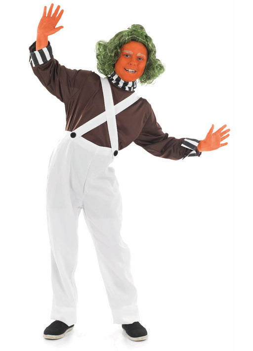 Chocolate Worker Costume Child