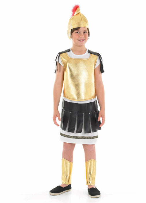 Roman Warrior Costume Child
