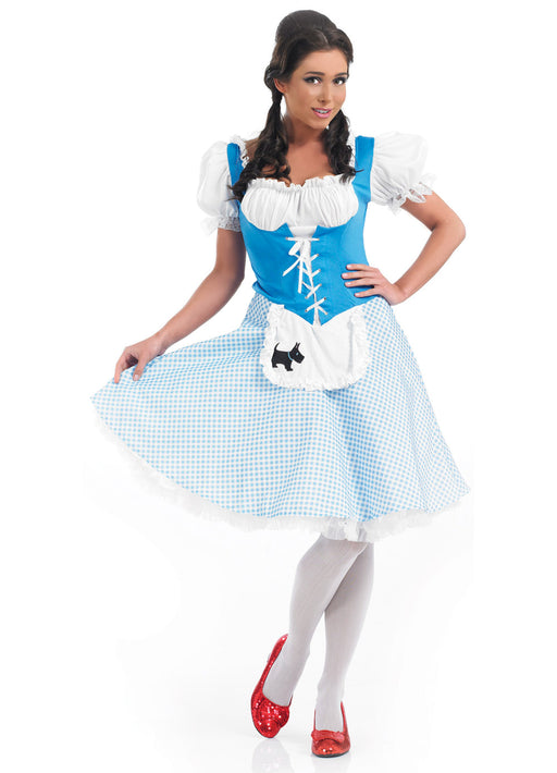 Longer Length Dorothy Costume Adult