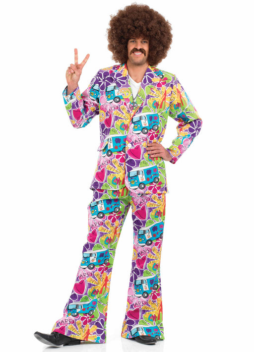 Psychedelic Suit Adult