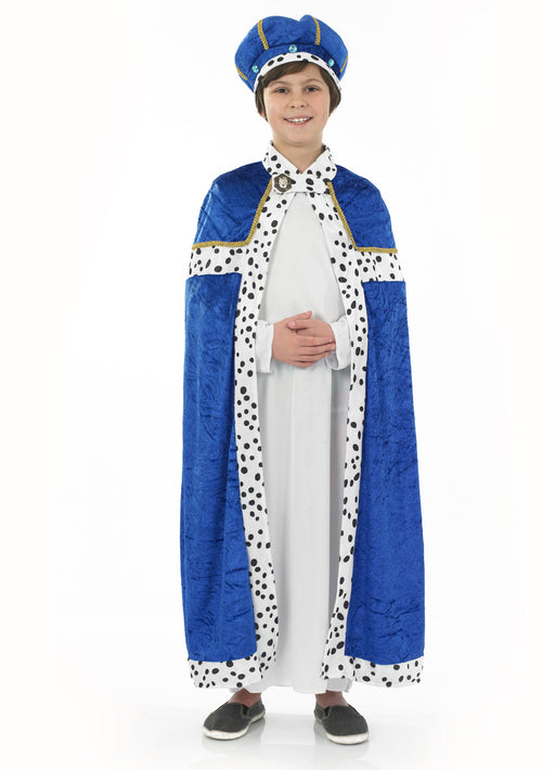 Blue Wise Man Costume Child