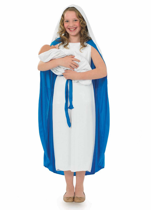 Nativity Mary Costume Child
