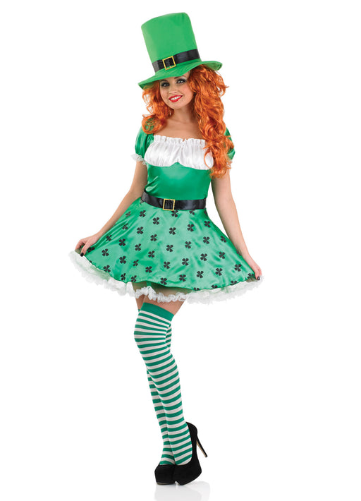 Sexy Leprechaun Costume Adult