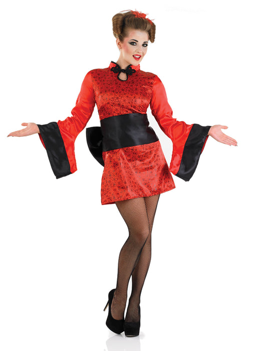 Geisha Girl Costume Adult