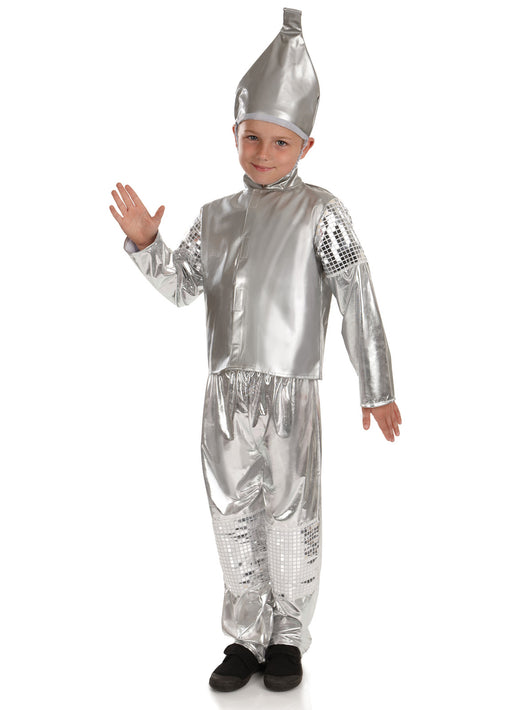 Tin Boy Costume Child