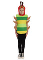 Caterpillar Tabbard Costume Child